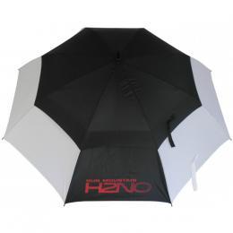 Sun Mountain UV H2NO golfový deštník BLACK/WHITE/RED