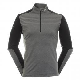 Callaway Golf Heathered Pullover DARK GREY velikost - M - zvìtšit obrázek