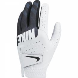Nike Golf Sport dìtská golfová rukavice WHITE/BLACK, Velikost S, M