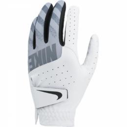 Dìtská golfová rukavice Nike Sport WHITE/GREY, Velikost S, M