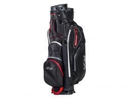 JuCad Manager AQUATA Cart Bag BLACK/RED/GREY