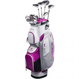 Cobra Golf Fly XL 2021 kompletní dámský golfový set na grafitu, levý