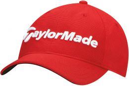 TaylorMade Junior Golf Cap RED