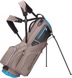 TaylorMade Flextech Stand Bag SLATE/SLATE