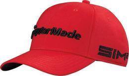 TaylorMade Tour Radar Cap RED
