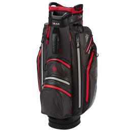 Big Max AQUA DRIVER Cart Bag CHARCOAL/BLACK/RED