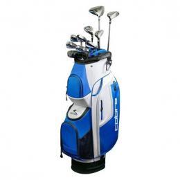 Cobra Golf Fly XL 2021 kompletní pánský golfový set na grafitu, levý