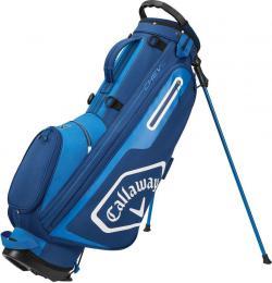 Callaway CHEV C Stand Bag NAVY/ROYAL BLUE/WHITE