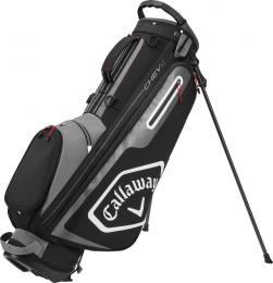 Callaway CHEV C Stand Bag CHARCOAL/BLACK