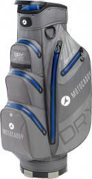 Motocaddy Dry Series Cart Bag CHARCOAL/BLUE