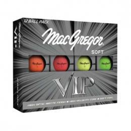 MacGregor Soft VIP Matte Balls - zvìtšit obrázek