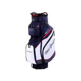 MacGregor Golfový Cart Bag, MAC 14.0 NAVY/WHITE/RED
