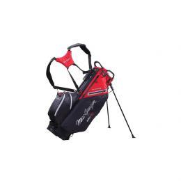 MacGregor Golfový Stand Bag, 7-SERIES WATER RESISTANT  BLACK/RED - zvìtšit obrázek