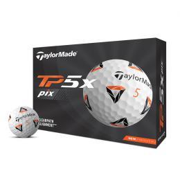 TaylorMade TP5x PIX Golfové míèky