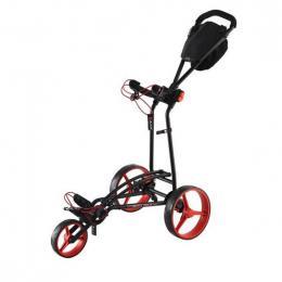 Big Max Trolley Autofold FF Trolley BLACK/RED