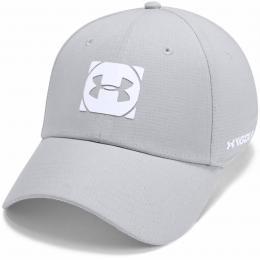 UNDER ARMOUR MENS OFFICIAL TOUR CAP 3.0 GREY, velikost L/XL