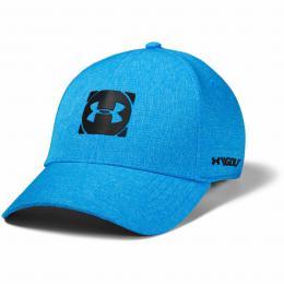 UNDER ARMOUR MENS OFFICIAL TOUR CAP 3.0 ELECTRIC BLUE, velikost L/XL - zvìtšit obrázek
