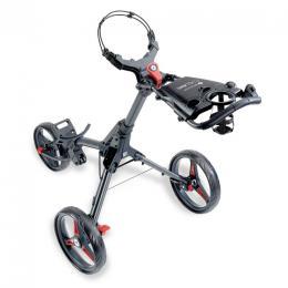 Motocaddy Cube Push Trolley BLACK/RED - zvìtšit obrázek