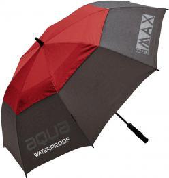 Big Max Aqua UV deštník CHARCOAL/RED