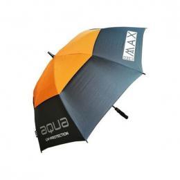Big Max Aqua UV Umbrella CHARCOAL/ORANGE
