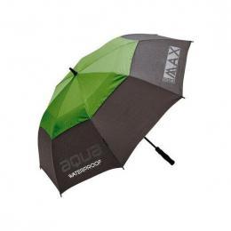 Big Max Aqua UV Umbrella CHARCOAL/LIME