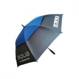 Big Max Aqua UV Umbrella CHARCOAL/BLUE