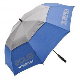 Big Max Aqua UV Umbrella COBALT/CHARCOAL - zvìtšit obrázek