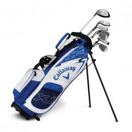 Callaway XJ-3 Junior Golf Set 135-155cm WHITE, pravý - zvìtšit obrázek