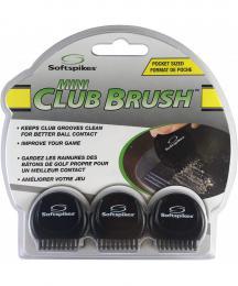 PRIDE SPORTS Mini Club Brush 3 pack - zvìtšit obrázek