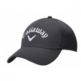 Callaway Side Crested Mens Cap CHARCOAL