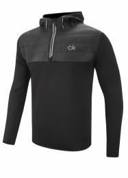 Calvin Klein Thermal HOODIE BLACK velikost - M, L, XL - zvìtšit obrázek