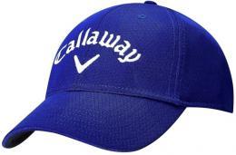 Callaway Side Crested Ladies Cap MAZARINE BLUE