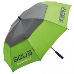 Big Max Aqua UV Umbrella LIME/CHARCOAL
