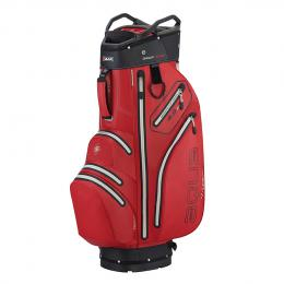 Big Max Aqua V-4 Cart Bag RED/BLACK