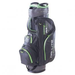 Big Max Dri Lite Sport Cart Bag BLACK/LIME - zvìtšit obrázek