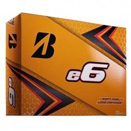 Bridgestone E6 WHITE golfové míèky - zvìtšit obrázek