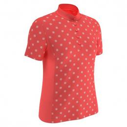 Callaway Chev Floral Print Ladies Polo DUBARRY, Velikost S, M, L