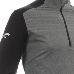 Callaway Golf Heathered Pullover DARK GREY, velikost L, XL