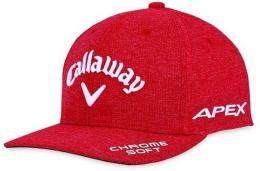 Callaway Tour Authentic Performance Pro Cap 2021 RED