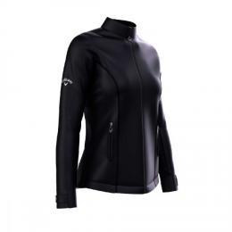 Dámská bunda Callaway Soft Shell WindJacket BLACK velikost - S, M, L