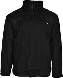Dámská nepromokavá bunda Dunlop Golf BLACK, velikost 12 UK