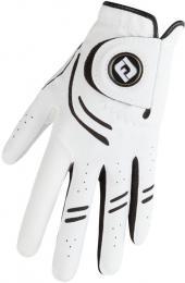 FootJoy GTxtreme dámská rukavice s markovátkem WHITE/BLACK, Velikost S, M, M/L