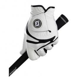 FootJoy Ladies GTxtreme rukavice s markovátkem WHITE/BLACK, Velikost M/L