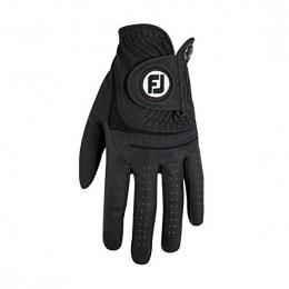 FootJoy Ladies Weathersof Golf Glove pro levaèky BLACK, Velikost M/L, L