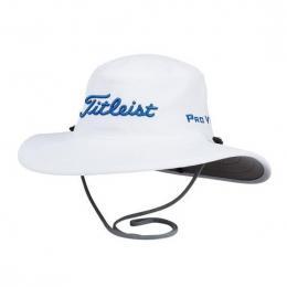 Golfový klobouk Titleist Tour Aussie WHITE/ROYAL