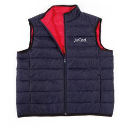 JuCad Golf Quiled Vest NAVY, velikost S, M, L, XL