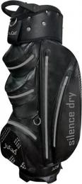Jucad Silence Dry Cart Bag BLACK/TITANIUM