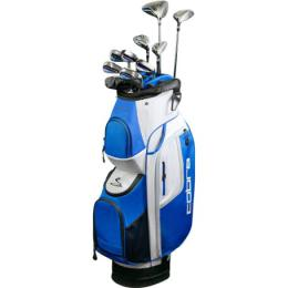 Cobra Golf Fly XL 2021 kompletní pánský golfový set na grafitu, pravý