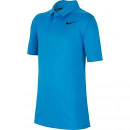 Nike Dri-FIT Victory Junior Golf Polo BLUE POWER, Velikost M, L