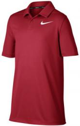 Nike Dri-FIT Victory Junior Golf Polo UNIVERSITY RED, Velikost M, XL